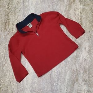 L.L. BEAN YOUTH FLEECE PULLOVER SIZE 3T